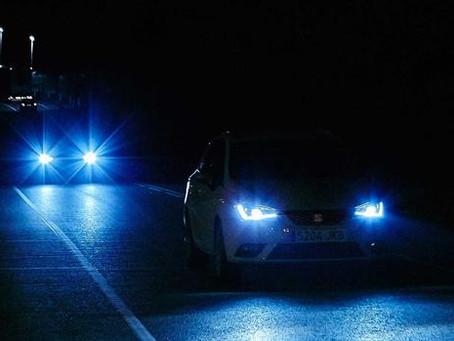 Conduce de noche seguro, sin sobresaltos