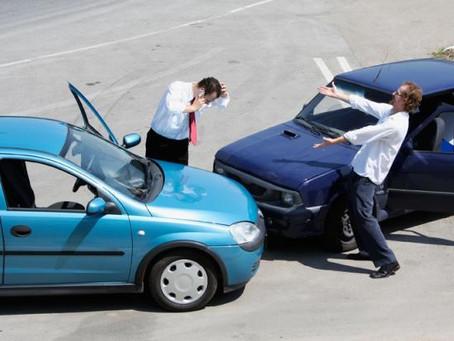 10 cosas a tener en cuenta si tienes un accidente de tráfico