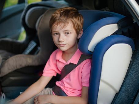 Para ser conductor de primera… usa Sistemas de Retención Infantil