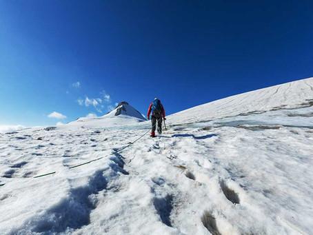 Si fueras alpinista, ¿a quién atarías a la cuerda?