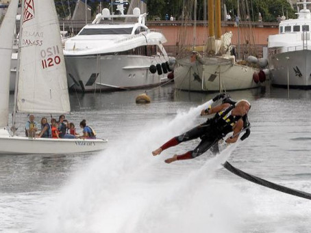 Los deportes acuáticos de moda (también en Madrid)