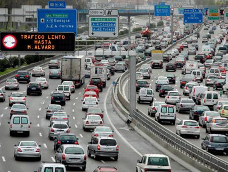 El 60% de los accidentes se producen al ir y volver del trabajo