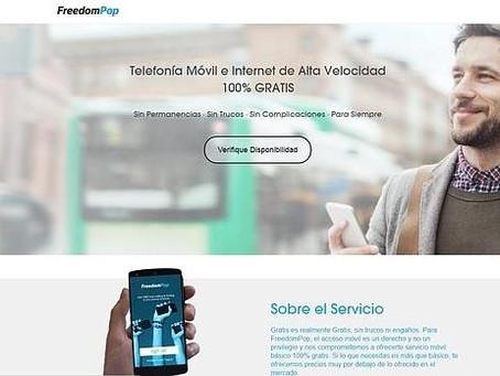 FreedomPop lanza en España el primer servicio de telefonía «totalmente gratuito»