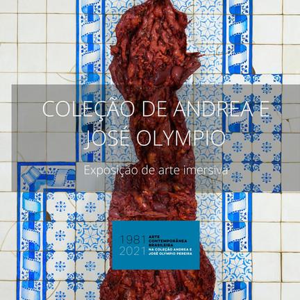 Coleção de Andrea e José Olympio
