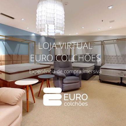 Loja Virtual Euro Colchões