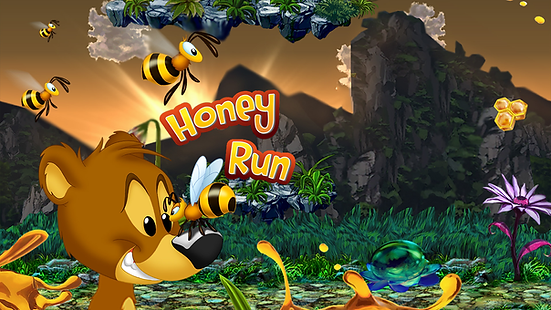 honey run .png
