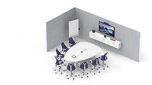 Google Meet Medium Room