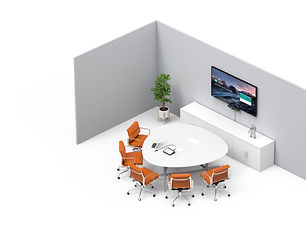 Google Meet Small Room