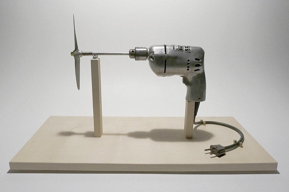 Drill Propeller