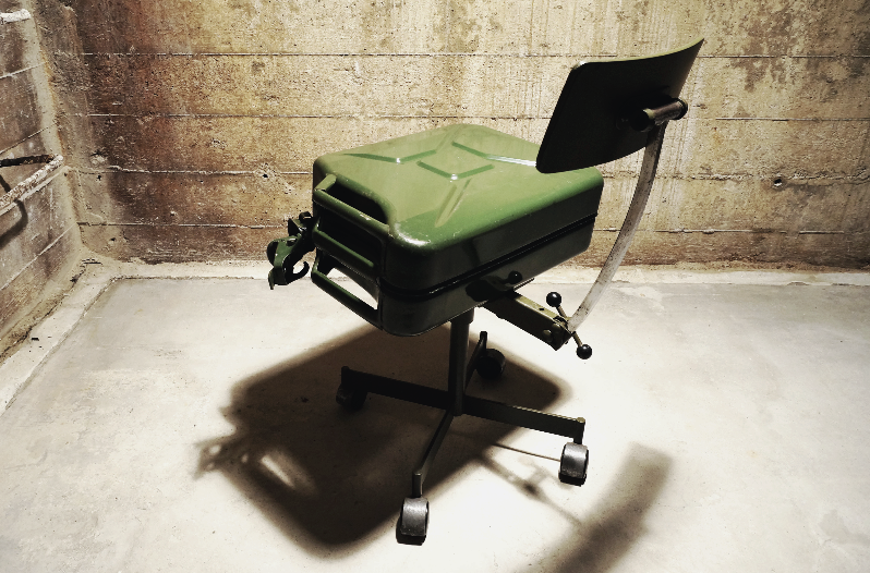 PTSD Final Chair