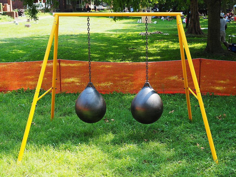 Wrecking ball Swing