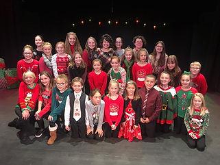 The Ohio Theatre Children's Chorus Decem