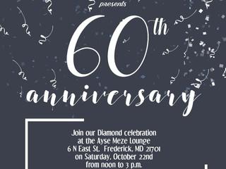 MDAD's 60th Anniversary