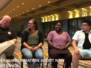 NAD Conference 2018: Day Four