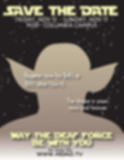 Deaf Force Flyer