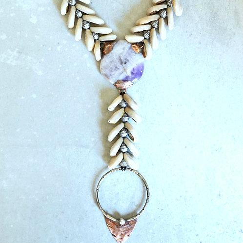 """Mermaid """"Y"""" Necklace"""