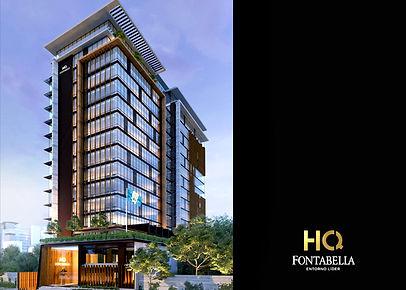 Business Center HQ Fontabella oficinas fisicas oficinas virtuales