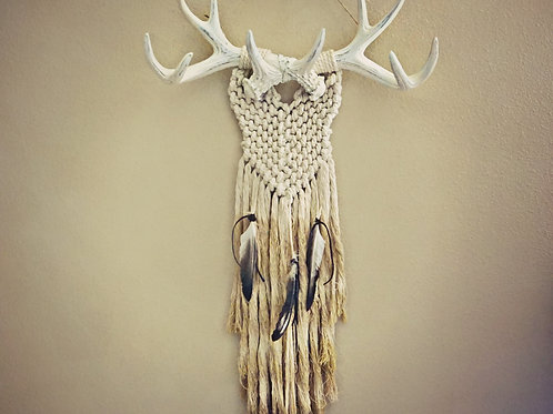 Where the Wild Ones Wander Wall Hanging