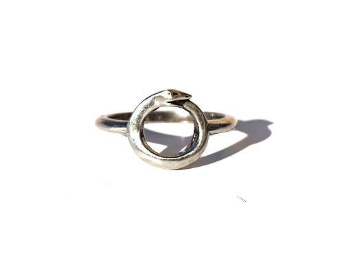 Open Ouroboros Ring