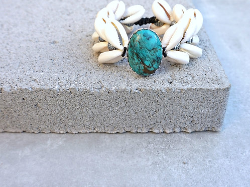 Mermaid Bracelet OR Armband/Anklet - 2 stones available