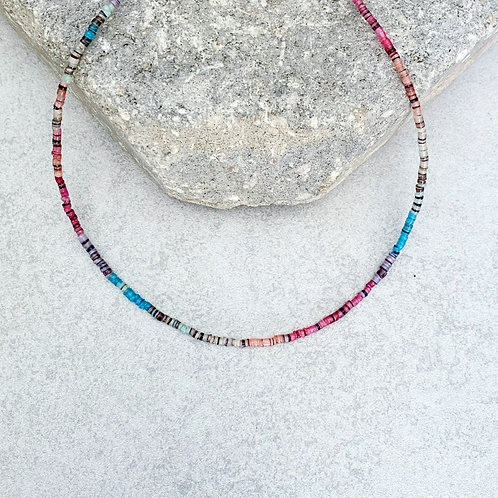 Summer Strand Layering Necklace