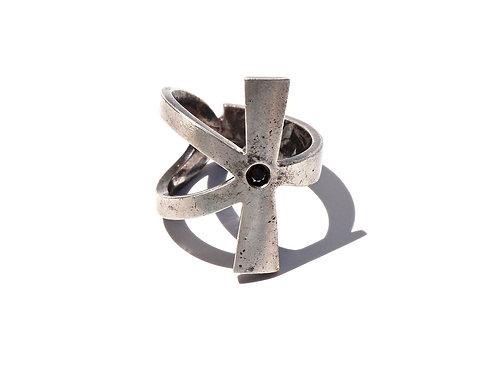 Ankh Wrap Ring