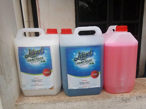 5 litre liquid soap