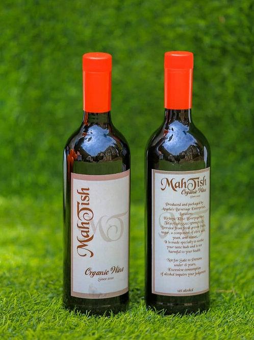 MahTish Organic Wine