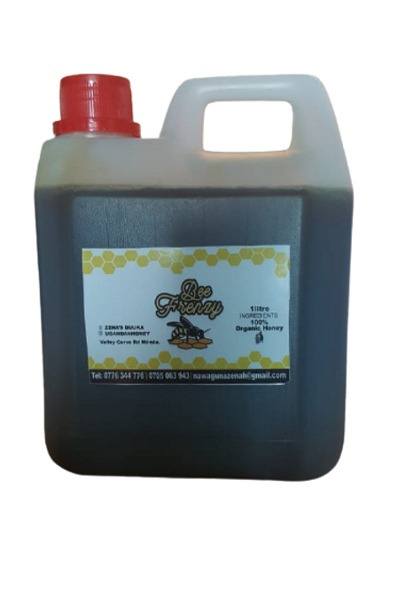 Bee frenzy honey '1 liter'