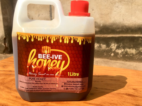 Bee-ive honey (1 Litre)
