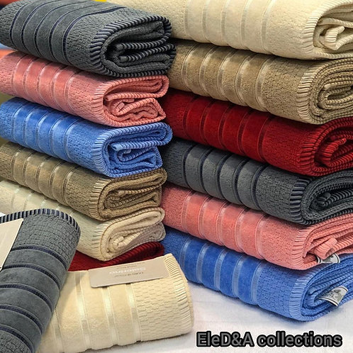 Medium sized towels