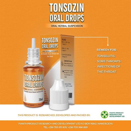 Tonsozin Oral Drops