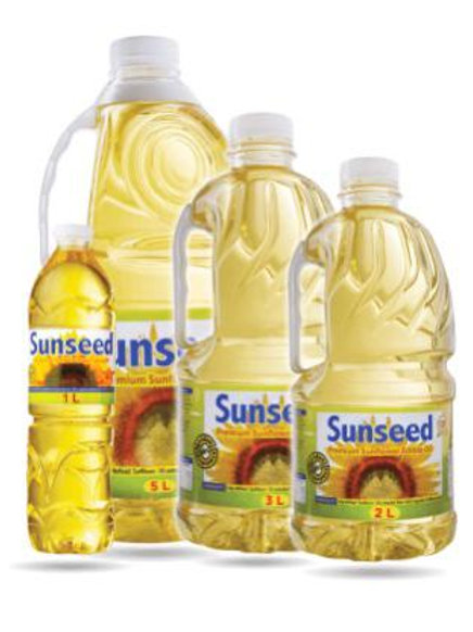 Sunseed cooking oil (1 litre)
