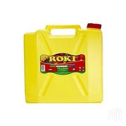 Roki Cooking oil (10 litres)