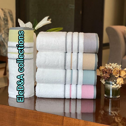 White Spa quality towels