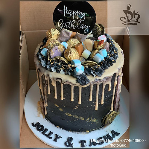 8 inch 1.5kg cake
