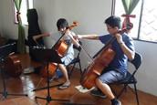 Irvine Student Spreads Love of Music