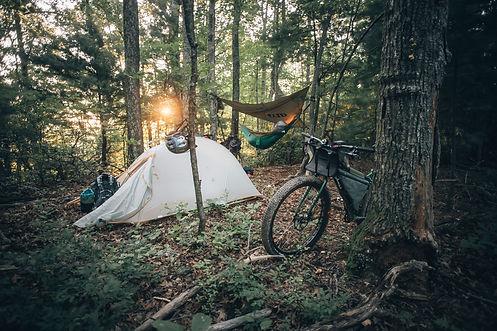 Voyage, bikepacks, bikepacking