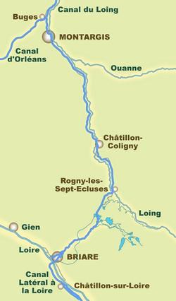 1. Le Canal de Briare