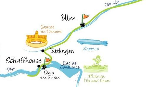 6. Lac de Constance et Haut Danube