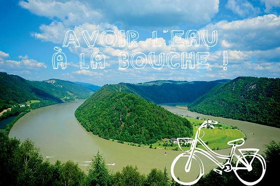 Voyage, vélo, tandem, eurovelo 6, Autriche