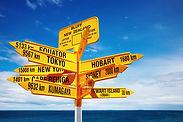Voyage, vélo, tandem, destination, départ