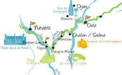 3. La Bourgogne à Vélo