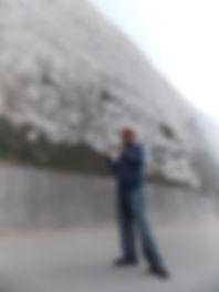 Avenue verte, Voyage, vélo, tandem, cyclotourisme, cyclocamping, falaise, brighton