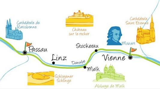 8. L'Autriche