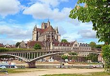 Auxerre, vélo, voyage,