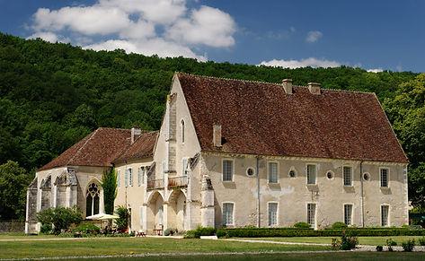 Abbaye, Reigny, Velo, Voyage