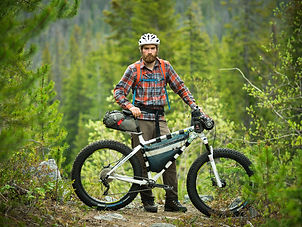 Voyage, bike packing, sacoches
