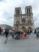 voyage, vélo, équipe, team