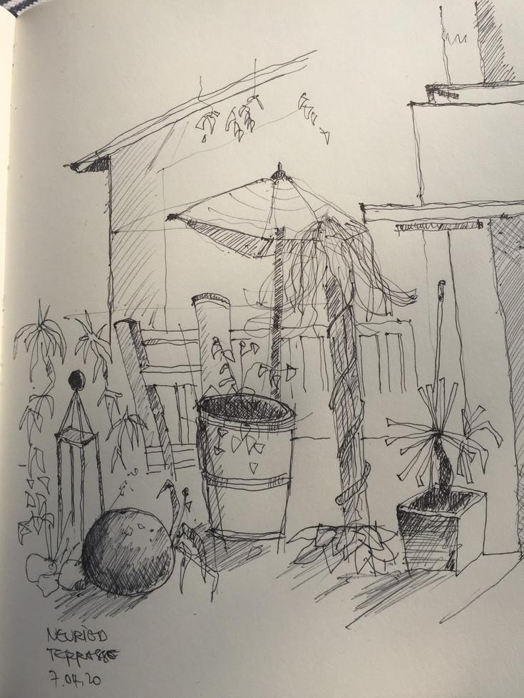 Isoldes Garten